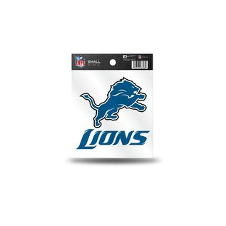 Rico Industries, Inc. Detroit Lions Small Static Cling