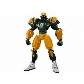 "Green Bay Packers 10"" Fox Robot"