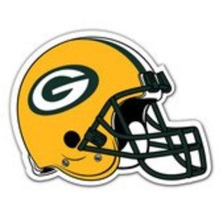 """Fremont Die Green Bay Packers 12"""" Helmet Magnet"""