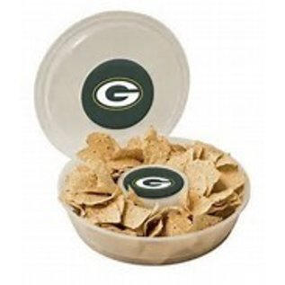 "Boelter Brands LLC Green Bay Packers 14"" Chip Dip Container"