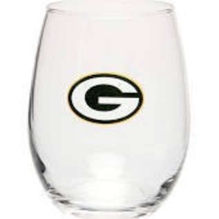 Boelter Brands LLC Green Bay Packers 16 oz Curved Beverage Glass
