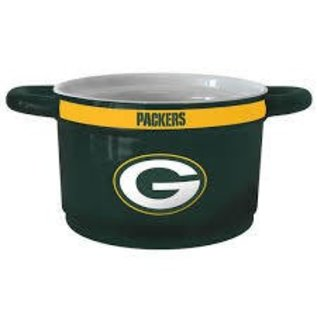 Boelter Brands LLC Green Bay Packers 23oz Sculpted Gametime Bowl