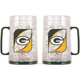 Green Bay Packers 38 oz monster freezer mug