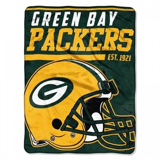 Northwest Green Bay Packers 46X60 Micro Raschel Throw