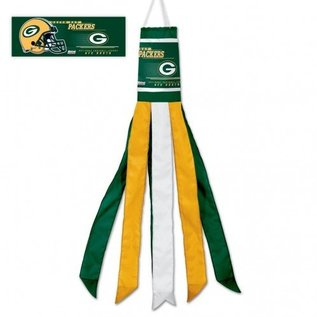"Green Bay Packers 57"" Windsock"