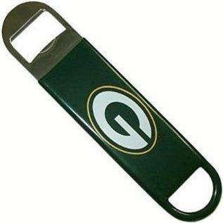 """Boelter Brands LLC Green Bay Packers 7"""" Vinyl Coated Bottle Opener"""