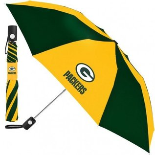 WinCraft, Inc. Green Bay Packers auto folding umbrella