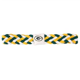 Little Earth Green Bay Packers Braided Headband