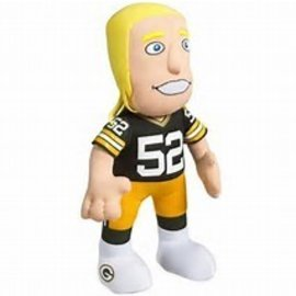 "Green Bay Packers Clay Matthews 14"" Plush Doll"