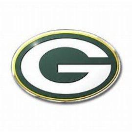 2a7e01e3317 Green Bay Packers Colored Auto Emblem