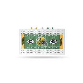 Rico Industries, Inc. Green Bay Packers Cribbage Board