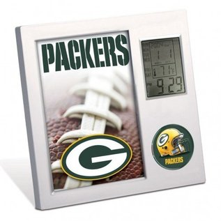 WinCraft, Inc. Green Bay Packers Desk Clock
