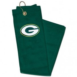 Green Bay Packers 15x25 Embroidered Golf Towel