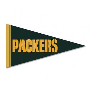 WinCraft, Inc. Green Bay Packers Felt Pennant Magnet
