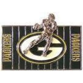 Green Bay Packers Field with Player Pin