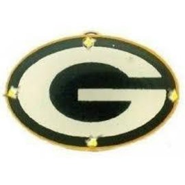 Green Bay Packers Flashing Pin