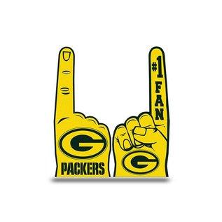 Rico Industries, Inc. Green Bay Packers #1 Hand Foam Finger