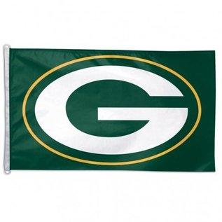 WinCraft, Inc. Green Bay Packers G logo 3x5 flag