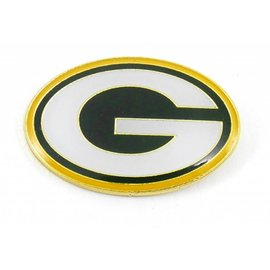 Green Bay Packers G Pin