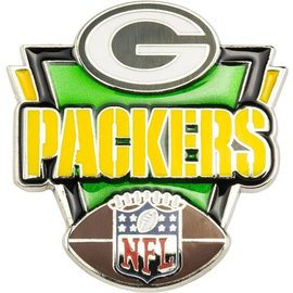 Aminco Green Bay Packers G, Packers, Football Victory Pin