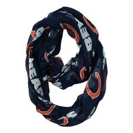 Little Earth Chicago Bears Infinity Scarf