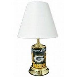 Green Bay Packers #1 Metal License Plate Lamp
