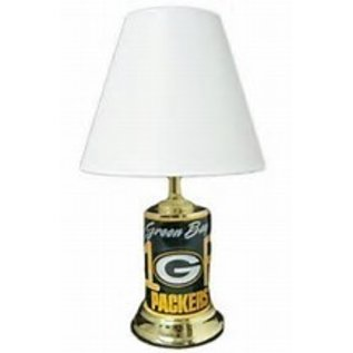 Good Tymes Green Bay Packers #1 Metal License Plate Lamp