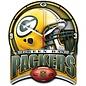 WinCraft, Inc. Green Bay Packers High Def Clock