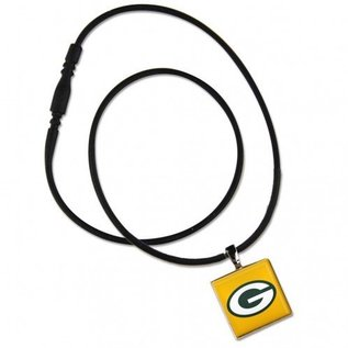 WinCraft, Inc. Green Bay Packers Lifetile necklace with cord