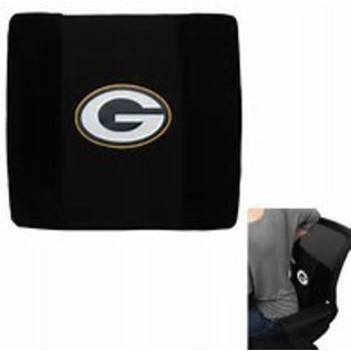 Fremont Die Green Bay Packers Lumbar Seat Cushion