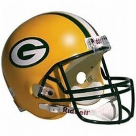 Riddell, Inc Green Bay Packers Mini Helmet
