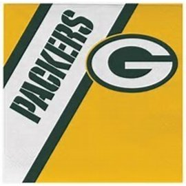 Duck House Green Bay Packers Napkins