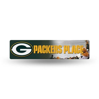 Rico Industries, Inc. Green Bay Packers Place Sign