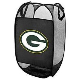 Green Bay Packers Pop Up Hamper