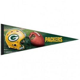 WinCraft, Inc. Green Bay Packers Premium 12x30 Pennant