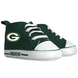 Green Bay Packers Prewalk High Top Shoes
