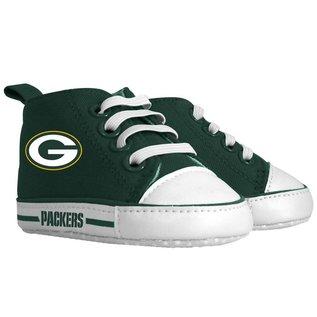 Green Bay Packers Prewalk High Top Shoes