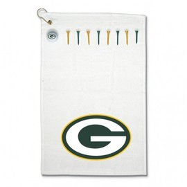 Green Bay Packers Pro Team Golf Gift Set