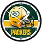 WinCraft, Inc. Green Bay Packers Round Clock - helmet