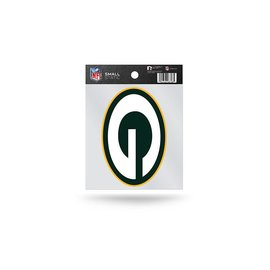Rico Industries, Inc. Green Bay Packers Small Static Cling - G