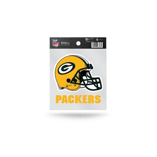 Rico Industries, Inc. Green Bay Packers Small Static Cling - Helmet & Packers