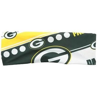 Little Earth Green Bay Packers Stretch Headband