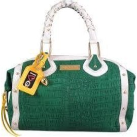 Little Earth Green Bay Packers Suite Team Leather Purse