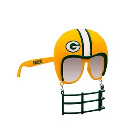 Green Bay Packers Sunglasses with Face Guard