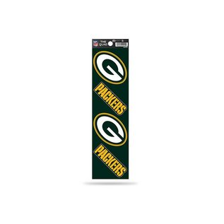 Rico Industries, Inc. Green Bay Packers The Quad Decals