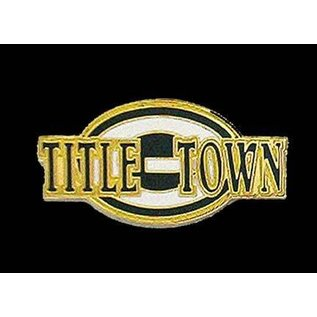 Green Bay Packers Titletown Pin
