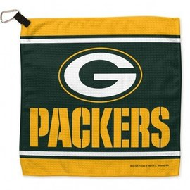 WinCraft, Inc. Green Bay Packers Waffle Towel