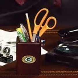 Green Bay Packers Wooden Pencil Cup Holder