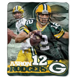 Northwest Green Bay Packers Aaron Rodgers Silk Touch Throw