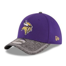 Minnesota Vikings 39-30 TC Hat - Purple with Charcoal Bill
